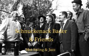 Schnuckenack Bader Quartett: Hot Swing & Jazz @ KKT Foyer | Bad Wildbad | Baden-Württemberg | Deutschland