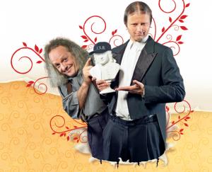 Gogol & Mäx - Humor in Concert @ KKT | Bad Wildbad | Baden-Württemberg | Deutschland