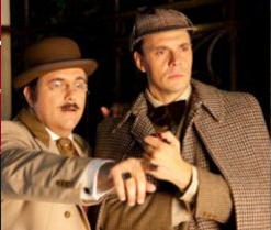 Die Abenteuer des Sherlock Holmes - Kultkomödie @ KKT | Bad Wildbad | Baden-Württemberg | Deutschland