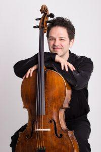 Cello Royal mit dem Südwestdeutschen Kammerorchester