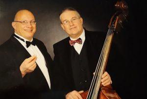 Jörg Hegemann und Paul G. Ulrich, Boogie Woogie Duo