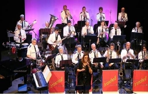 Brandheiß Big Band - Swing and Jazz @ Königliches Kurtheater Bad Wildbad