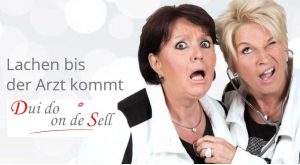 "Dui do on de Sell  ""reg mi net uf"",  Comedy @ KKT Bad Wildbad"