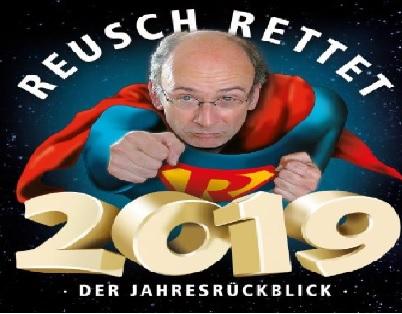 Stefan Reusch - Reusch rettet die Welt - Kabarett